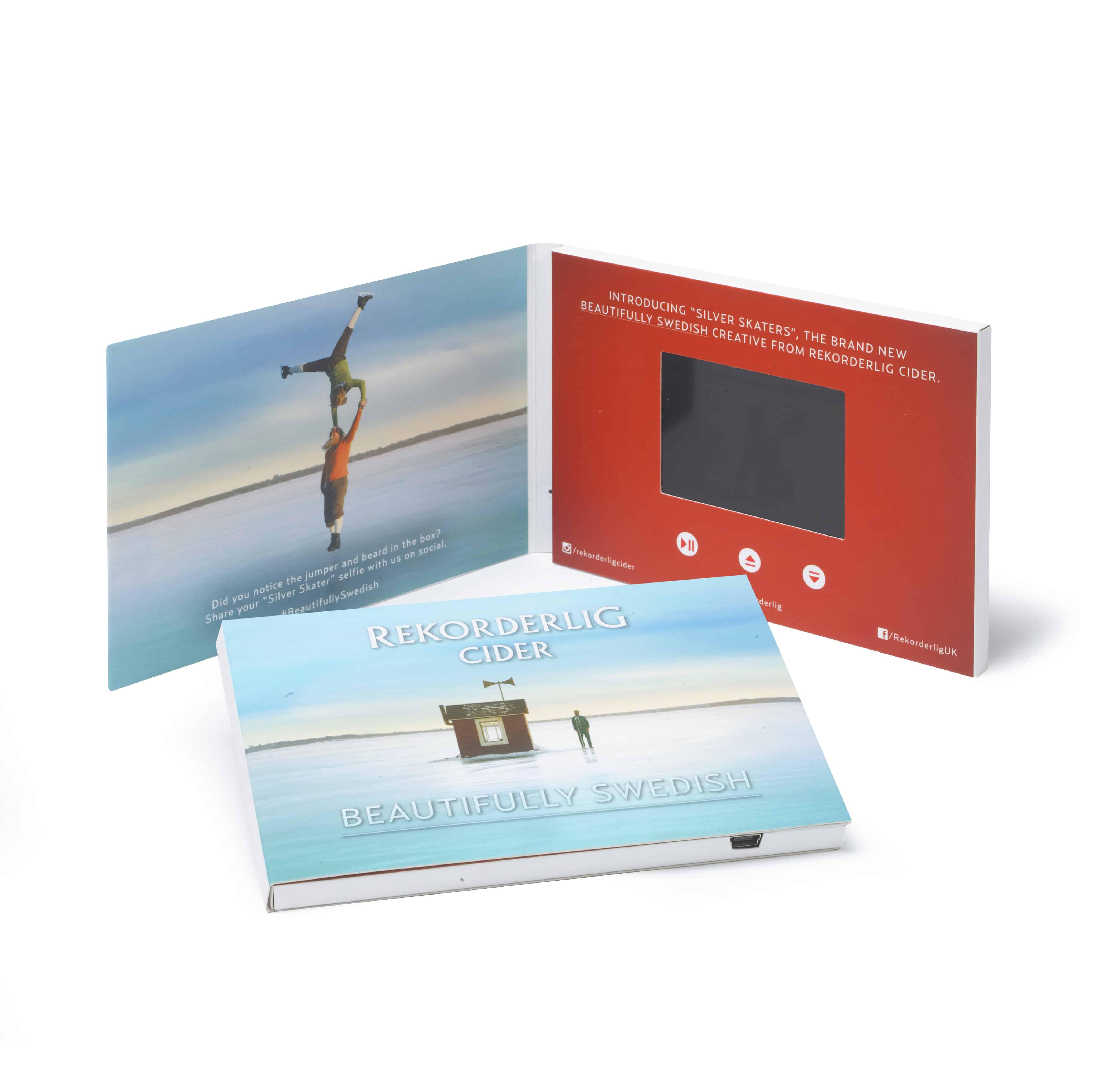 """Brazen 2.8"""" Video Brochure"""