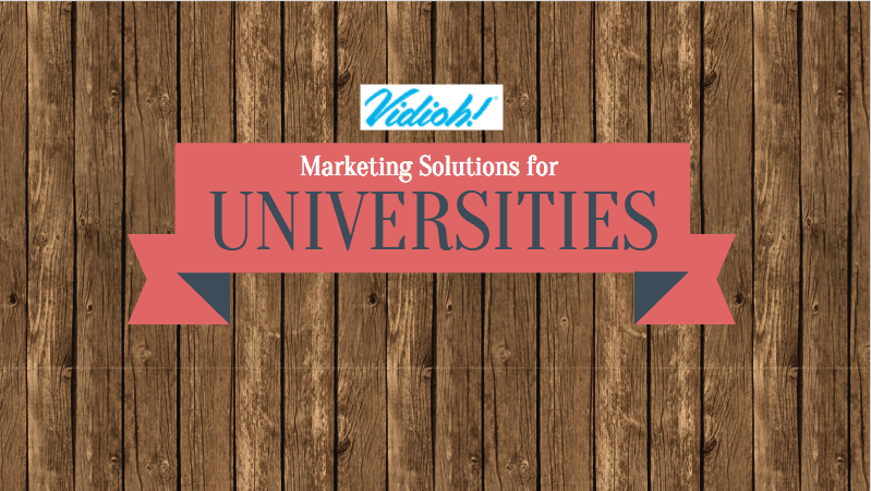 Marketing Solutions for Universities