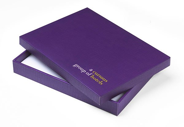 Bespoke video brochures best design quality vidioh bespoke presentation boxes reheart Image collections