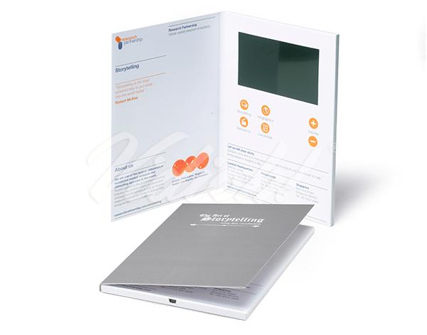 "5.0"" Video Brochure - Research Partnership"