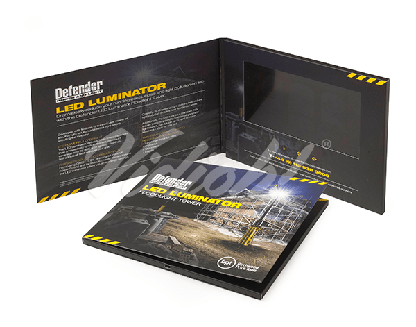 7.0 HD 210x170mm Softback Video Brochure - Birchwood Price Tools