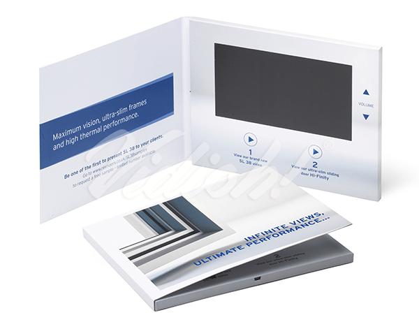 7.0 HD 210x170mm Softback Video Brochure - Reynaers 2