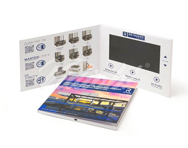 7.0 HD 210x170mm Softback Video Brochure - Reynaers 3