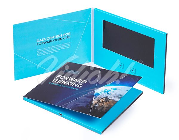 Video brochures produced within the united kingdom