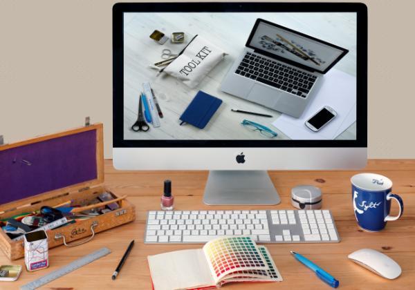 Graphic Print Design Example