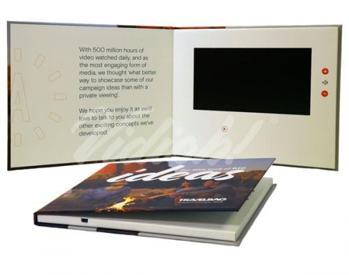 7.0 HD All Angle Viewing 215 x 180mm Hardback Express Book - Accord