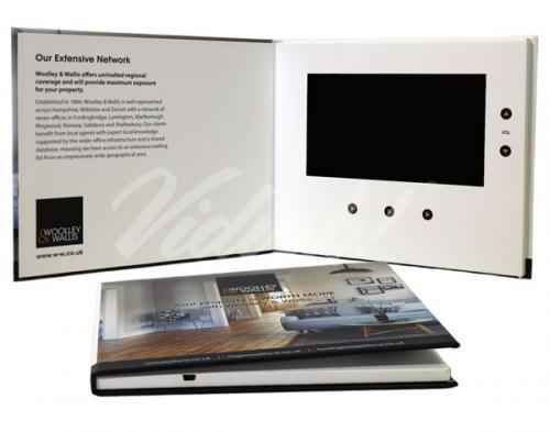 7.0 HD All Angle Viewing 215 x 180 Hardback Express Book - Woolley and Wallis